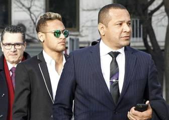 Los Neymar, a la Fiscalía y DIS: