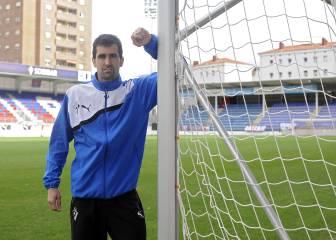 Asier Riesgo prolonga su contrato con el Eibar hasta 2019