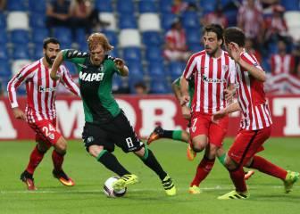 Horario y dónde ver el Athletic vs Sassuolo en TV y online