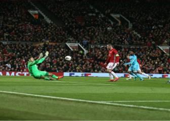 Manchester United (4-0) Feyenoord: resúmen, resultado y goles