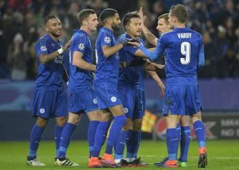 El Leicester se agiganta y ya pide al Real Madrid en octavos