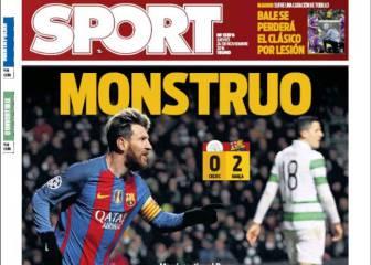 El jueves de Messi