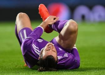 Bale será operado en Londres: de dos a tres meses de baja