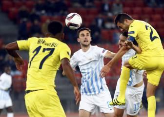 El Villarreal se mete en un lío