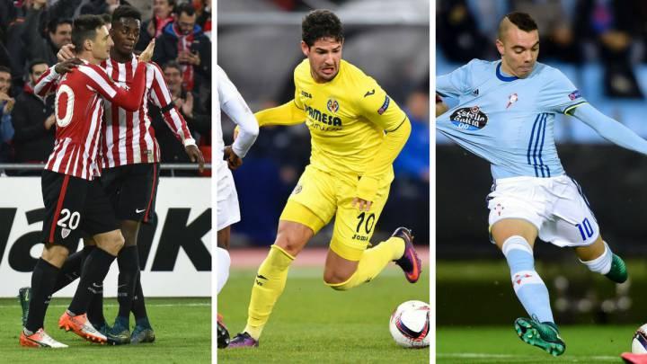Celta y Villarreal tenían la oportunidad de clasificarse matemáticamente, pero después de ir ganando acabaron empatando. El Athletic remontó y ya está en dieciseisavos.