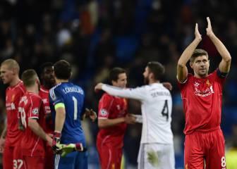 Carragher descubre cómo Raúl quiso fichar a Gerrard tras el 4-0