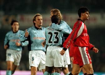 El Celta gana al Benfica 7-0 el 25 de noviembre de 1999