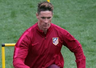 Filipe y Torres, bajas probables del Atlético en El Sadar