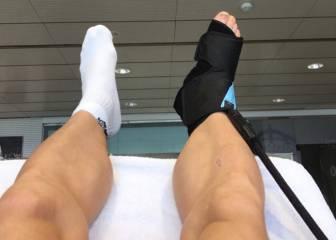 Bale agradece los mensajes de apoyo y promete volver pronto
