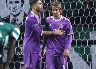 Coentrao, otra vez lesionado; Casemiro y Pepe, en la lista