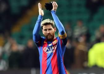Las claves que maneja el Barça para la renovación de Messi