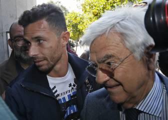 Rubén Castro solicita rebajar la fianza de 200.000 a 6.000 euros