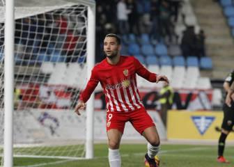 La UD Almería sólo ha ganado una vez en Zorrilla