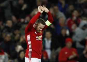 Rooney explota contra la prensa tras marcar al Feyenoord