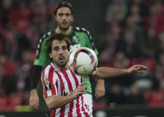 Beñat cogió el timón ante el Sassuolo y el equipo lo notó