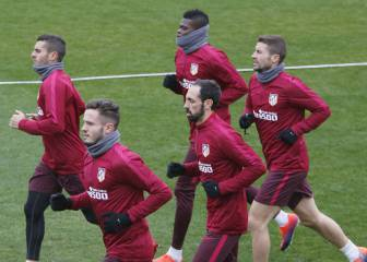 Schiappacasse entra en la lista del Atlético ante Osasuna