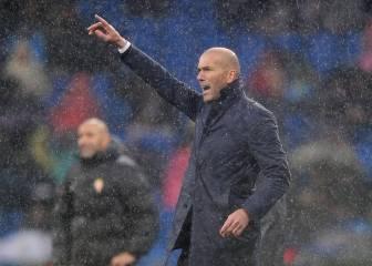 Zidane llega al Clásico siendo mejor que Guardiola y Mou