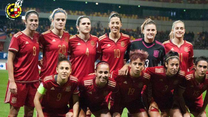 Le Sommer salva el honor de Francia ante una gran España