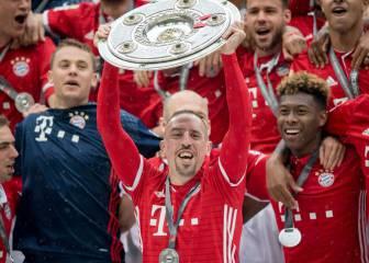 Ribéry renueva hasta 2018