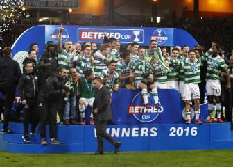 El Celtic de Glasgow logra el título número 100 de su historia