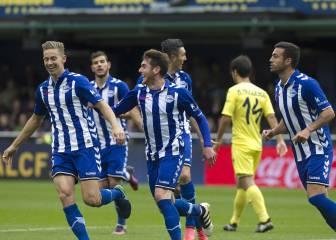 Lección del Alavés ante un Villarreal agotado y en crisis