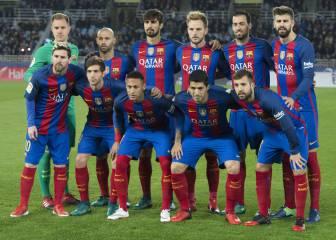 Uno por uno del Barcelona: la poca luz la puso Neymar