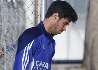 Edu García, operado de urgencia del testículo izquierdo