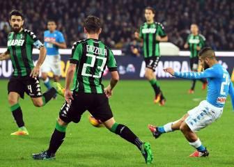 El Nápoles pierde la oportunidad de acercarse a la Juventus