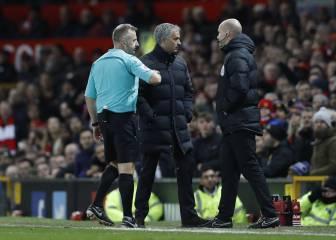 La FA abre expediente a Mourinho por