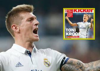 Kroos sorprende: 'ficharía' para Alemania a estos dos madridistas