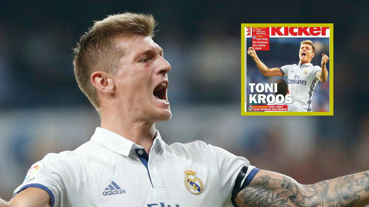 Toni Kroos hints that he ll end career at Real Madrid AS