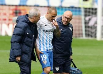 Los médicos decidirán si Sandro puede jugar en Valencia