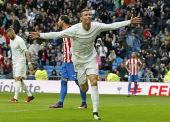 El Madrid es el mejor líder de las grandes ligas europeas