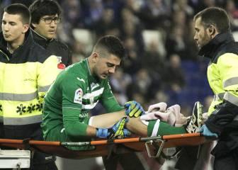 El Leganés ya negocia con el Athletic la cesión de Herrerín