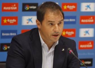 """Lardín: """"Mi sueño es hacer el mejor Espanyol de la historia"""""""