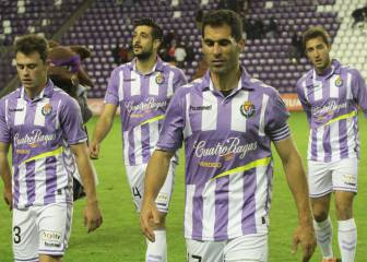 La fe en el Valladolid se empieza a resquebrajar