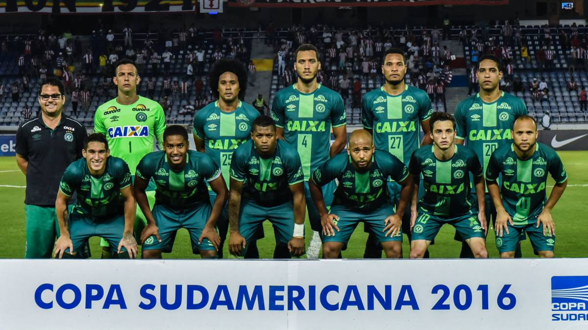Image result for Plane carrying Brazilian team crashes in Colombia, many feared dead