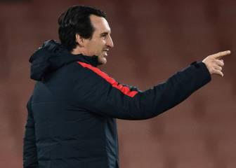 Emery desvela a quién quisieron fichar Madrid y Barça