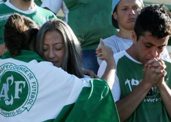 El Chapecoense convoca un velatorio masivo en el estadio
