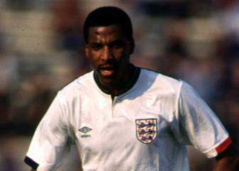 Viv Anderson: primer negro en la selección inglesa (1978)
