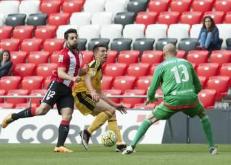 Valverde asciende a Villalibre, goleador del Bilbao Athletic