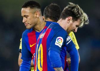 Un Barça herido espera al Madrid al filo del abismo