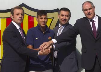 DIS insiste en su acusación a Bartomeu en el caso Neymar 2