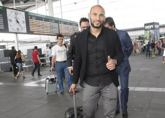 Tito, pendiente del mercado por si saliera Rafael Martins