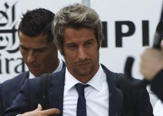 Fabio Coentrao volvió a quedarse fuera de la lista