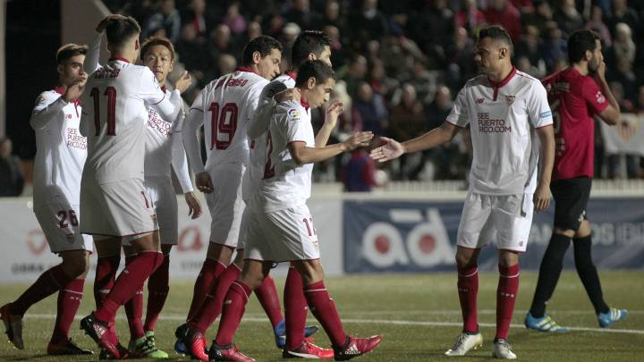 Correa despertó del sueño al Formentera a los 14 segundos