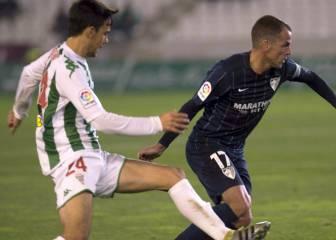 El Córdoba fusila a un Málaga pasota y acaricia los octavos
