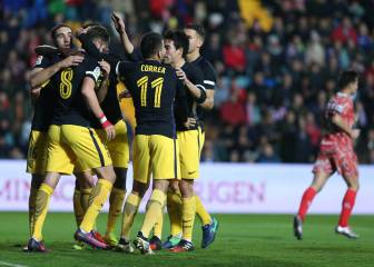 El Atlético es 'pata negra'