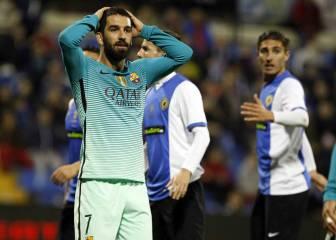 La Copa no rehabilita al Barça