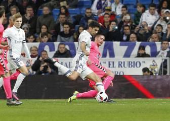 Uno por uno del Real Madrid: Enzo Zidane debutó con un gol